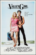 """Movie Posters:Comedy, Valley Girl (Atlantic Releasing, 1983). One Sheet (27"""" X 41""""). Comedy.. ..."""