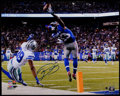 Football Collectibles:Photos, Odell Beckham Jr. Signed Oversized Photograph....