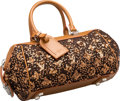Luxury Accessories:Bags, Louis Vuitton Limited Edition Brown Leather & Wool MonogramSunshine Express Baby Bag. Very Good to ExcellentCondition...