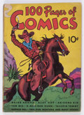 Golden Age (1938-1955):Miscellaneous, 100 Pages of Comics #1 (Dell, 1937) Condition: GD....
