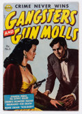 Golden Age (1938-1955):Crime, Gangsters and Gun Molls #3 (Avon, 1952) Condition: VG+....