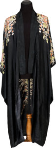 "Movie/TV Memorabilia:Costumes, A Joel Grey Robe from ""Cabaret.""... (Total: 2 Items)"