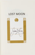 Autographs:Celebrities, James Lovell Signed Book: Lost Moon....