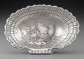 Silver Holloware, American:Bowls, A William B. Durgin Co. Silver Shell-Form Bowl with Aquatic Motif,Concord, New Hampshire, circa 1885. Marks: (wreath-D-dove...