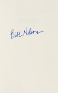 Autographs:Celebrities, Bill Nelson Signed Book: Mission. An American Congressman'sVoyage to Space. ...