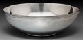 Silver Holloware, American:Bowls, A Tiffany & Co. Silver Bowl, New York, circa 1947-1956. Marks:TIFFANY & CO., MAKERS, STERLING SILVER, 22843, M. 2-3/4i...