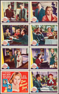 "Movie Posters:Comedy, The Passionate Friends (Universal International, 1949). Lobby CardSet of 8 (11"" X 14""). Drama. Released in the U.S. as On...(Total: 8 Items)"