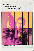 "Movie Posters:Crime, Bullitt (Warner Brothers, 1968). International One Sheet (27"" X41""). Crime.. ..."