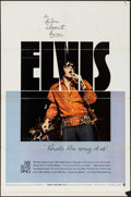 "Movie Posters:Elvis Presley, That's the Way It Is (MGM, 1971). One Sheet (27"" X 41""). ElvisPresley.. ..."
