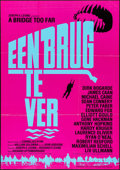 "Movie Posters:War, A Bridge Too Far (United Artists, 1977). Dutch Poster (32.5"" X46.25""). War.. ..."