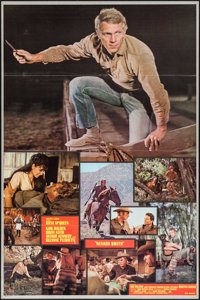 "Nevada Smith (Paramount, 1966). One Sheet (27.5"" X 41.5"") DS. Western"