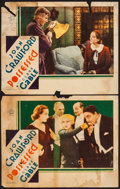 "Movie Posters:Drama, Possessed (MGM, 1931). Lobby Cards (2) (11"" X 14""). Drama.. ...(Total: 2 Items)"