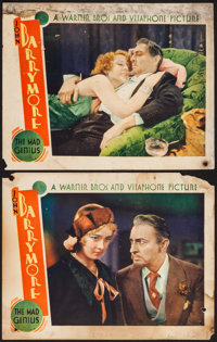 """The Mad Genius (Warner Brothers, 1931). Lobby Cards (2) (11"""" X 14""""). Drama. ... (Total: 2 Items)"""