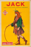 """Movie Posters:Foreign, Jack (Cinema Eclair, 1913). French Poster (39.5"""" X 59"""").. ..."""
