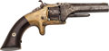 Handguns:Single Action Revolver, Smith & Wesson Model No. 1 First Issue, Fifth Type, Single Action Revolver....