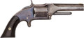 Handguns:Single Action Revolver, Smith & Wesson Model 1 1/2 First Issue Single ActionRevolver....