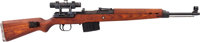 Walther Model K43 Semi-Automatic Rifle with Telescopic Sight