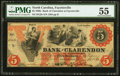 Obsoletes By State:North Carolina, Fayetteville, NC- Bank of Clarendon at Fayetteville $5 Aug. 1, 1861. ...