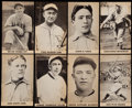 Baseball Cards:Sets, 1961 Exhibit Baseball Wrigley Field Near Set (22/24) Plus Extras. ...