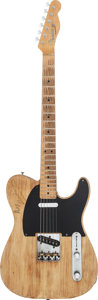 Musical Instruments:Electric Guitars, Circa 1952-1967 Fender Telecaster Natural Solid Body ElectricGuitar, #0686....