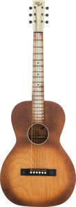 Musical Instruments:Acoustic Guitars, Circa 1930s May Bell Sunburst Acoustic Guitar....