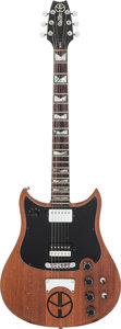 Musical Instruments:Electric Guitars, Circa 1970s Electra MPC Viper Natural Solid Body Electric Guitar,#12135....