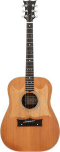 Musical Instruments:Acoustic Guitars, Circa 1970s Grammer S-30 Natural Acoustic Guitar, #7111....