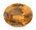 Gems:Faceted, Gemstone: Hessonite Garnet - 36 Cts.. Sri Lanka. ...