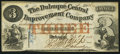 Obsoletes By State:Iowa, Dubuque, IA- Dubuque Central Improvement Company $3 Feb. 1, 1858. ...