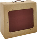 Musical Instruments:Amplifiers, PA, & Effects, 1952 Fender Pro Amp Tweed Guitar Amplifier, #2340....