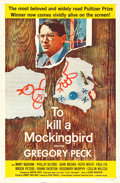 Movie Posters:Drama, To Kill a Mockingbird (Universal, 1963). One Sheet...