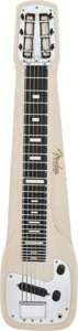 Musical Instruments:Lap Steel Guitars, Circa Early-1960s Fender Champion Cream Lap Steel Guitar,#04192....