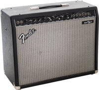 fender princeton chorus black guitar amplifier lo 634019 lot 85322 heritage auctions. Black Bedroom Furniture Sets. Home Design Ideas