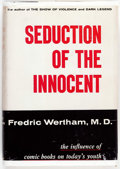 Books:Miscellaneous, Parade of Pleasure/Seduction of the Innocent Group (Verschoyle, 1950s) Condition: Average VG.... (Total: 4 Items)