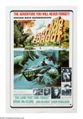 """Movie Posters:Adventure, The Land That Time Forgot (AIP, 1975). One Sheet (27"""" X 41"""").During WWI, a German U-Boat holding British P.O.Ws gets lost a..."""