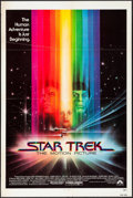 "Movie Posters:Science Fiction, Star Trek: The Motion Picture (Paramount, 1979). One Sheet (27"" X 41""). Science Fiction.. ..."