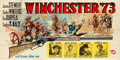 "Movie Posters:Western, Winchester '73 (Universal International, 1950). Italian HorizontalPoster (55"" X 110"").. ..."