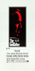 "Movie Posters:Crime, The Godfather (Paramount, 1972). British Three Sheet (40"" X 79"") S.Neil Fujita Title Artwork.. ..."