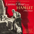 "Movie Posters:Academy Award Winners, Hamlet (Eagle-Lion, 1949). British Six Sheet (78.5"" X 79"").. ..."