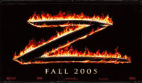 """The Legend of Zorro & Other Lot (Columbia, 2005). Banners (2) (56"""" X 96 & 273"""" X 122.25"""") Advance..."""