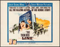 "Movie Posters:War, The Thin Red Line (Allied Artists, 1964). Half Sheet (22"" X 28"").War.. ..."