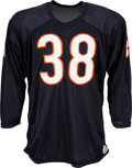 Football Collectibles:Uniforms, 1973 Dave Juenger Game Worn Chicago Bears Jersey....
