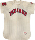 Baseball Collectibles:Uniforms, 1961 Cleveland Indians #26 Game Worn Jersey. ...