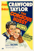 "Movie Posters:Drama, The Gorgeous Hussy (MGM, 1936). One Sheet (27"" X 41"") Style C.. ..."