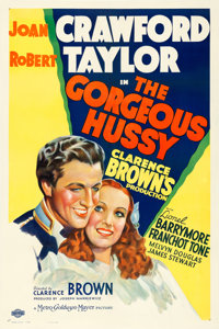 """The Gorgeous Hussy (MGM, 1936). One Sheet (27"""" X 41"""") Style C"""