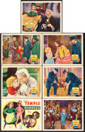 "Movie Posters:Musical, Dimples (20th Century Fox, 1936). Title Lobby Card & LobbyCards (6) (11"" X 14"").. ... (Total: 7 Items)"