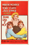 """Movie Posters:Comedy, Some Like It Hot (United Artists, 1959). One Sheet (27"""" X 41"""")....."""