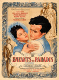 "Movie Posters:Foreign, Children of Paradise (Les Enfants du Paradis) (Pathé Consortium Cinéma, 1945). French Grande (46"" X 61.5"") Part II.. ..."