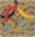 Prints & Multiples, Frank Stella (b. 1936). Polar Coordinates VI, 1980. Lithograph, screenprint, and letterpress in colors on Arches cover p...