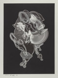 Prints & Multiples, Frank Stella (b. 1936). Schwarze Weisheit #1, 2000. Lithograph and aquatint in colors on heavy wove paper. 33-1/4 x 24-1...